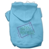 Mirage Pet Products Happy New Year Rhinestone Hoodies Baby Blue XXXL (20)