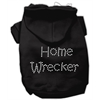 Mirage Pet Products Home Wrecker Hoodies Black XXL (18)
