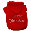 Mirage Pet Products Home Wrecker Hoodies Red M (12)