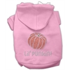 Mirage Pet Products Lil' Punkin' Hoodies Pink XXXL(20)