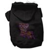 Mirage Pet Products Louisiana Rhinestone Hoodie Black XS (8)