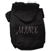 Mirage Pet Products Minx Hoodies Black XXL (18)