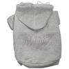 Mirage Pet Products Minx Hoodies Grey XXXL(20)