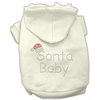 Mirage Pet Products Santa Baby Hoodies Cream XS (8)