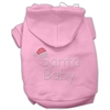 Mirage Pet Products Santa Baby Hoodies Pink XXXL (20)
