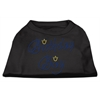 Mirage Pet Products Birthday Boy Rhinestone Shirts Black XS (8)