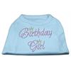 Mirage Pet Products Birthday Girl Rhinestone Shirt Baby Blue L (14)