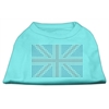Mirage Pet Products British Flag Shirts Aqua S (10)