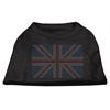 Mirage Pet Products British Flag Shirts Black XXL (18)