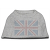 Mirage Pet Products British Flag Shirts Grey XXXL(20)