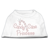 Mirage Pet Products Candy Cane Princess Shirt White XL (16)