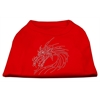 Mirage Pet Products Studded Dragon Shirts Red XS (8)