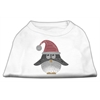 Mirage Pet Products Santa Penguin Rhinestone Dog Shirt White XL (16)