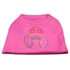 Mirage Pet Products Hot Air Balloon Rhinestone Shirts Bright Pink M (12)