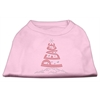 Mirage Pet Products Peace Tree Shirts Light Pink XXL (18)