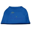 Mirage Pet Products Prince Rhinestone Shirts Blue XS (8)