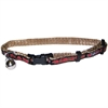Mirage Pet Products San Francisco 49ers Cat Collar