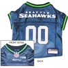 Mirage Pet Products Seattle Seahawks Jersey Large