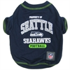 Mirage Pet Products Seattle Seahawks Shirt LG