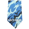Mirage Pet Products Security Screen Print Bandana Blue Camo