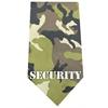 Mirage Pet Products Security Screen Print Bandana Green Camo