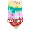 Mirage Pet Products Security Screen Print Bandana Tie Dye