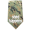 Mirage Pet Products Shed Happens Screen Print Bandana Digital Camo