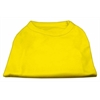 Mirage Pet Products Plain Shirts Yellow Med (12)