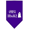 Mirage Pet Products Ghost Hunter Screen Print Bandana Purple Large