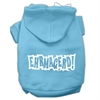 Mirage Pet Products Ehrmagerd Screen Print Pet Hoodies Baby Blue Size Sm (10)