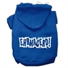 Mirage Pet Products Ehrmagerd Screen Print Pet Hoodies Blue Size Sm (10)