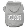 Mirage Pet Products Ehrmagerd Screen Print Pet Hoodies Grey Size XXXL (20)