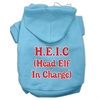 Mirage Pet Products Head Elf In Charge Screen Print Pet Hoodies Baby Blue Size Med (12)