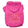 Mirage Pet Products Head Elf In Charge Screen Print Pet Hoodies Bright Pink Size XS (8)