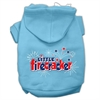 Mirage Pet Products Little Firecracker Screen Print Pet Hoodies Baby Blue XXXL(20)