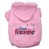 Mirage Pet Products Little Firecracker Screen Print Pet Hoodies Light Pink Size M (12)