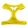 Mirage Pet Products Butterfly Design Soft Mesh Harnesses Yellow Large