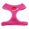 Mirage Pet Products Kiss Me Soft Mesh Harnesses Pink Small