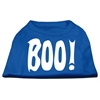 Mirage Pet Products Boo! Screen Print Shirts Blue XS (8)