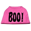 Mirage Pet Products BOO! Screen Print Shirts Bright Pink XXL (18)