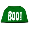 Mirage Pet Products Boo! Screen Print Shirts Emerald Green XXXL (20)