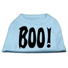 Mirage Pet Products BOO! Screen Print Shirts Baby Blue XXL (18)
