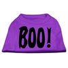 Mirage Pet Products BOO! Screen Print Shirts Purple XS (8)