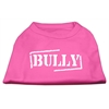 Mirage Pet Products Bully Screen Printed Shirt  Bright Pink Lg (14)