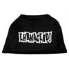 Mirage Pet Products Ehrmagerd Screen Print Shirt Black XXL (18)