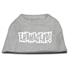 Mirage Pet Products Ehrmagerd Screen Print Shirt Grey XXL (18)