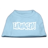 Mirage Pet Products Ehrmagerd Screen Print Shirt Baby Blue Sm (10)