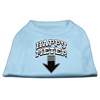 Mirage Pet Products Happy Meter Screen Printed Dog Shirt Baby Blue XS (8)