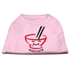 Mirage Pet Products Miso Cute Screen Print Shirts Pink XS (8)