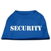 Mirage Pet Products Security Screen Print Shirts Blue Lg (14)